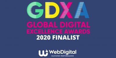 WebDigital –  Finalista cu 3 proiecte la Global Digital Excellence Awards