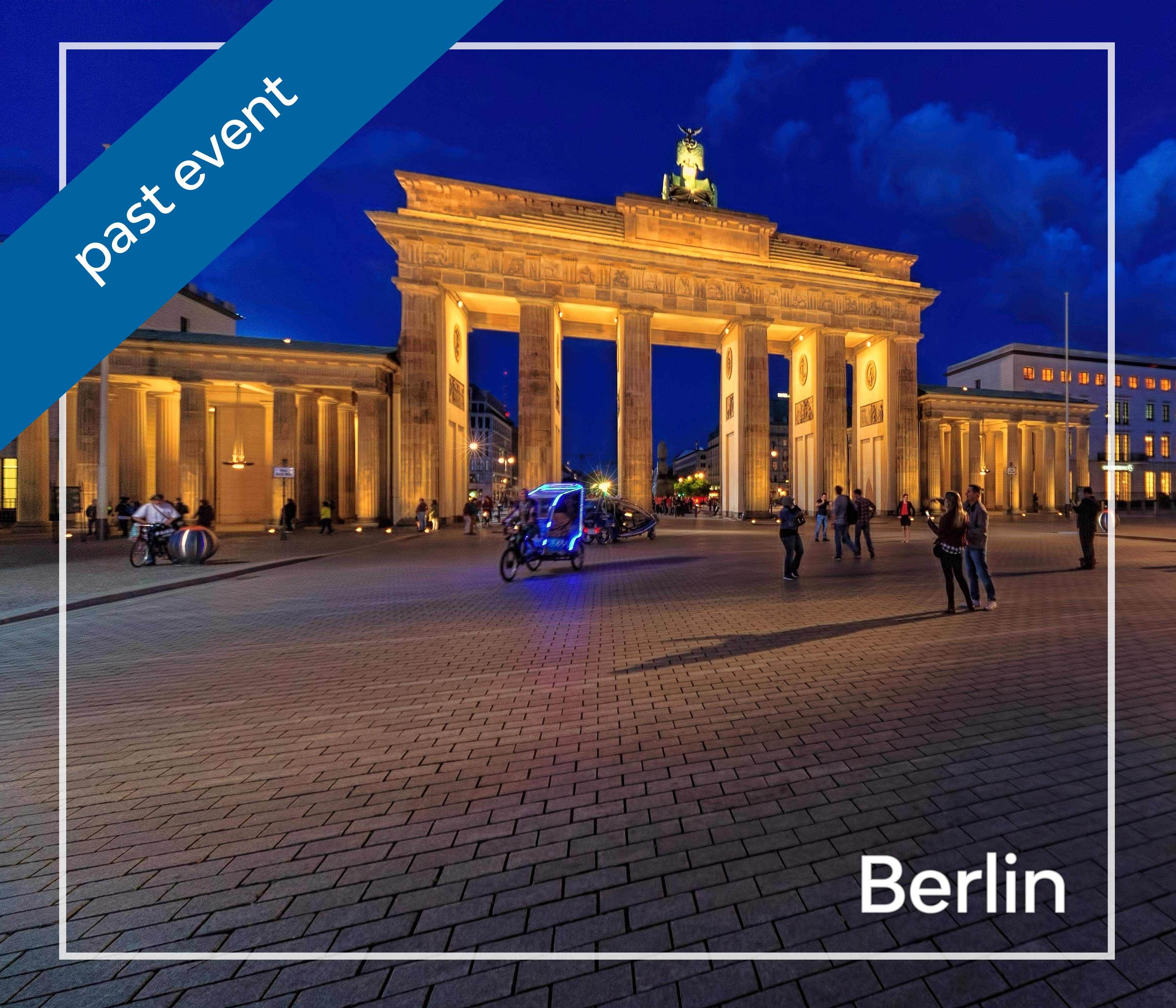 Past-event—Berlin